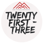 Logo twenty first three - blog voyage & expatriation